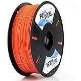 Tesseract 1.75mm Premium PETG Filament (1 KG Spool) (Orange)