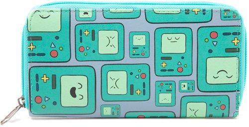 Adventure Time Beemo Scharnier Wallet