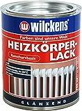 Heizkörperlack weiss inkl. Pinsel zum Auftragen (Heizkörperlack weiss 375 ml)