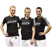 adidas T-Shirt Evolution Karate schwarz