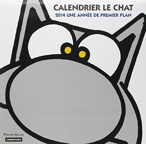 Calendrier le Chat 2014