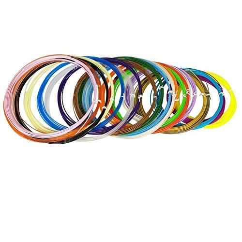 FengYun® 3D druck Stift ABS 1,75mm Spaß Pack Qualität Filament Filament 20 Verschiedene Farben Spaß Pack