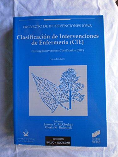Clasificación de intervenciones de enfermería (Salud y sociedad) por Jorge G. Winkler