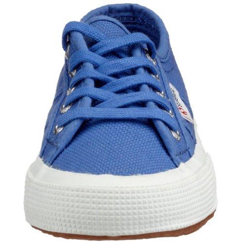 Superga 2750-JCOT CLASSIC S0003C0 Unisex-Kinder Sneaker Blau
