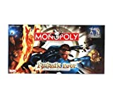 Fantastic Four Monopoly by Monopoly