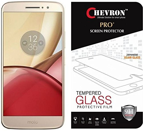 Chevron-03mm-Pro-Tempered-Glass-Screen-Protector-For-Motorola-Moto-M