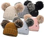 heyo slouch Beanie è ideale per le donne che apprezzano comodità e design. Berretto è stata creata per le donne che sono alla ricerca di caldo e morbido berretto invernale. Può essere indossato quotidianamente, durante le attività sportive nonché sul...