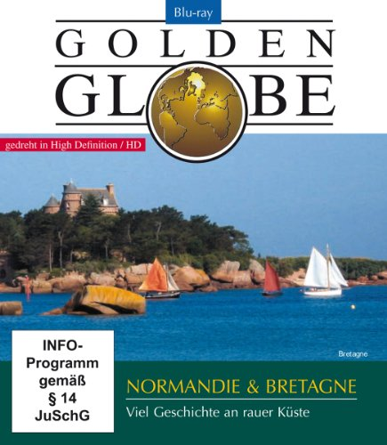 Normandie und Bretagne - Golden Globe [Blu-ray]