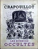 Telecharger Livres CRAPOUILLOT No 18 du 01 03 1952 LES SCIENCES OCULTES (PDF,EPUB,MOBI) gratuits en Francaise