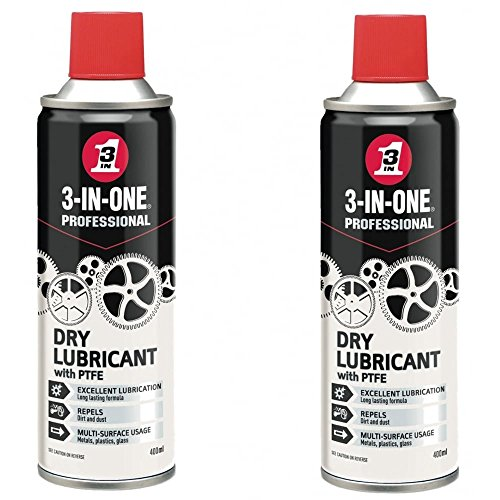 dry-lube-oil-chain-bike-cycle-2-cans-lubricant-ptfe-3-in-one-44174-spray-400ml