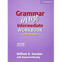 Grammar in Use 3rd Intermediate Workbook with Answers