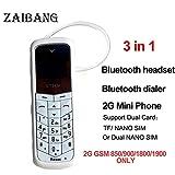 GTStar BM50 VOICE CHANGER 3 in 1 The Worlds Smallest Thinnest Mobile Phone