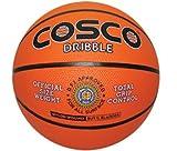 Cosco Dribble Basket Balls, Size 5 (Orange)