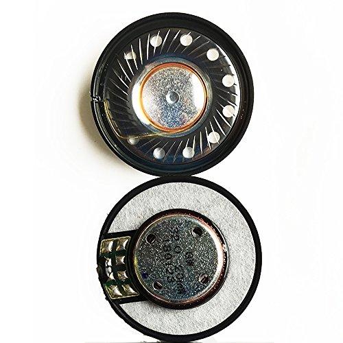 1 pair 40 mm Ersatz Lautsprecher Reparatur Teile für Bose QuietComfort QC2 QC15 QC3 AE2 OE2i 40 mm Treiber Kopfhörer 32 Ohm