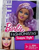Barbie Fashionistas Swappin Styles Head - Sweetie