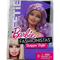 Barbie Fashionistas Swappin Styles Head - Sweetie