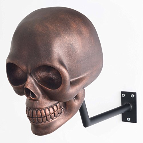 h-skull-support-pour-casque-tete-de-mort-antik-copper