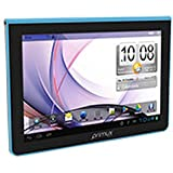 "Primux Tech Cyclone de 2-Tablette 10,1"" Wi-Fi ( 3 g 1GB de RAM 8GB de mémoire interne Android 4,2 Jelly Bean) Bleu"