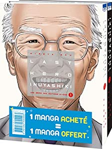 Last Hero Inuyashiki Pack découverte Tomes 1 & 2