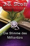 Die Stimme des Milliardärs ~ Micah: Die Sinclairs (Buch 4) von J. S.  Scott