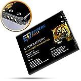 Extremecells Akku Ersatzakku Batterie Battery Accu Reparatur für Samsung Galaxy S3 mini Ace 2 GT-i8160 i8190 S7562 EB425161LU
