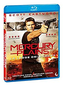 La Legge dei Narcos - Mercury Plains (Blu-Ray)