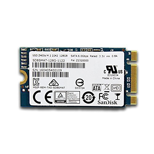 Sandisk 128gb M.2 2242 Ssd Internal Solid State Drive