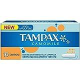Tampax Super Camomille Lot de 16