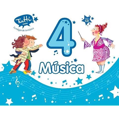 MÚSICA 4 (INCLOU CD)