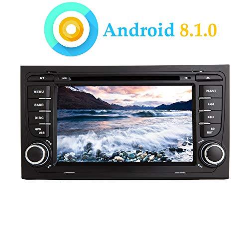 XISEDO Android 8.1.0 Autoradio 7 Pulgadas Quad Core In Dash Radio de...