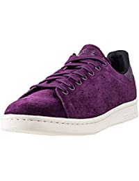 31e11ae0aee55 Amazon.fr   stan smith - Rouge   Chaussures homme   Chaussures ...