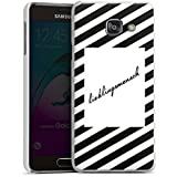 Samsung Galaxy A3 (2016) Housse Étui Protection Coque Amour Amour Phrases
