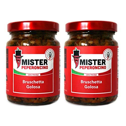 Bruschetta golosa (95gr x2) - mister peperoncino