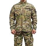 Noga Camouflage Suit Combat BDU Uniform Militär Uniform BDU Jagd Anzug Planspiel Paintball Coat + Pants