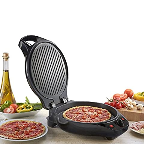 Cooks Professional Pizza Maker and Grill Non Stick 12