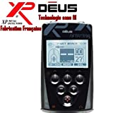 Electrónica detector de metales XP DEUS (Pda)