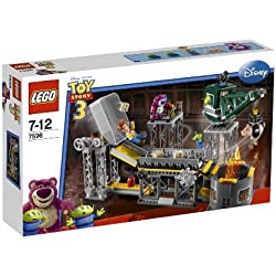 LEGO Toy Story 7596 - Fuga dal compattatore di rifiuti