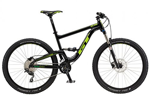 GT BICYCLES 725106M1003 BICICLETA  UNISEX ADULTO  BLACK  M