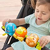 Kinderwagen-Spielzeug mit Licht und Sound