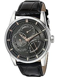 Kenneth Cole Dress Sport KC10020813 Reloj Automático para hombres Pantalla Multi,Nivel