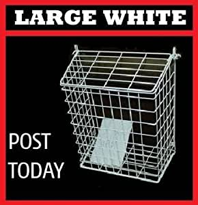 Large LETTER CAGE LETTER BOX LETTERBOX POST BOX DOOR BOX POST BOX My-Zone®
