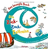 Das bewegte Buch: Die Zick-Zack-Zeitreise - Die Krickelkrakels