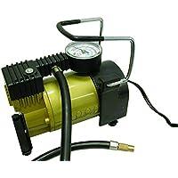 Carpoint 0623217 - Compresor de aire pequeño (12 V, conexión a mechero ...