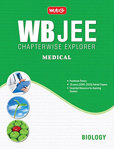 WB JEE Chapterwise Explorer Biology - Medical