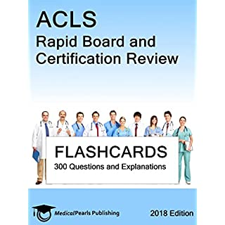 ACLS: Rapid Board and Certification Review (English Edition)
