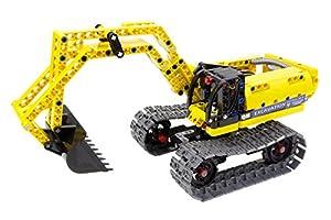 Tekno Toys 85000050-Active Bricks 2in1Excavadora y Robot