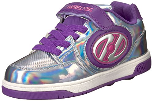 Zapatillas para niï¿œa, color Plateado , marca HEELYS, modelo Zapatillas Para Niï¿œa...