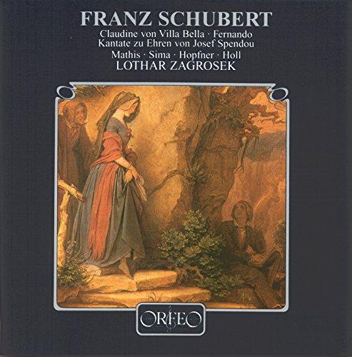 Kantate zu Ehren von Josef Spendou, Op. 128, D. 472: Willkommen, du Tröster (Bella Tröster)