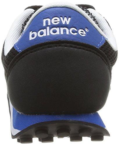 New Balance U410 D, Unisex - Erwachsene Sneaker Schwarz - Noir (Mmkb Black)