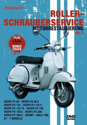 Preisvergleich Produktbild Roller-Schrauberservice Vol. 3 - Motorrestaurierung